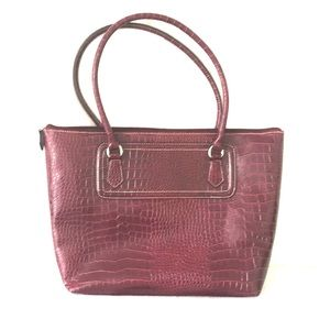 Work Tote with Padded Laptop Sleeve